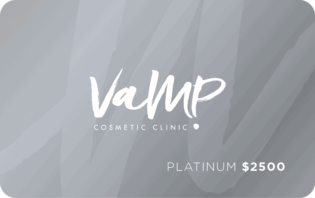 Platinum Gift Card Cosmetic Newcastle NSW